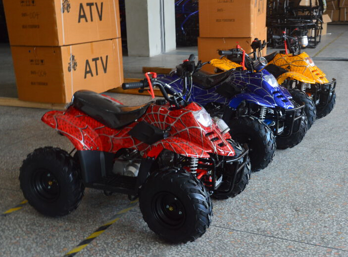 ROAD atv 110CC children quad bike quad 125cc atv