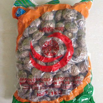 Vacuum Pack Cultivated 1KG Brown Dried Shiitake Mushrooms Export Price