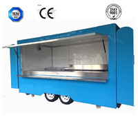 used mobile kitchens for sale CE approved used mobile kitchens for sale