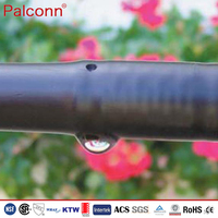 PE agriculture flat drip irrigation pipe