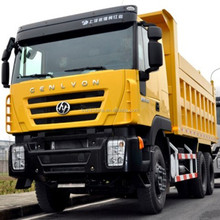 Widely used Iveco-Hongyan 6x4 left hand drive Mining tipper truck dump truck