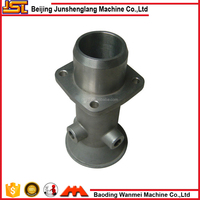 Customized stainless steel casting machine part