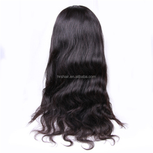 4A 4B 4C Human Hair Wig 9A Grade Cambodian Gray Hair Full Lace Wig Double Wefts human hair ombre wig