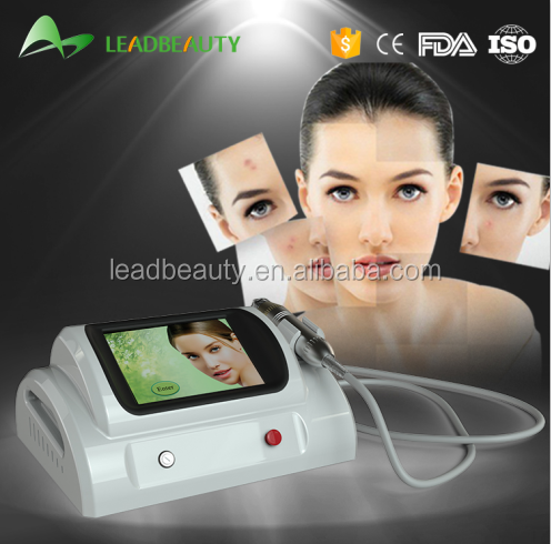 Non-Surgical Face lifting/Skin tightening/Wrinkle removal rf fractional microneedling machine