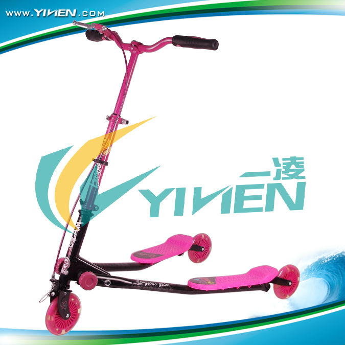 three wheel speeder scooter for adult