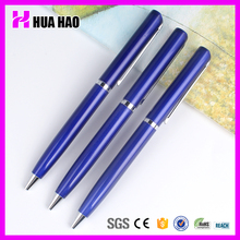 China wholesale factory direct sell metal logo ballpoint pen parts