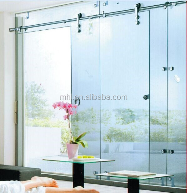 stainless steel casting sliding door system hardware(MF-310)