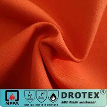 Aramid FR Viscose Blended 150GSM Inherently FR Lining Fabric