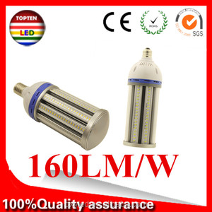 China supplier CFL replacement 27w 36w 54w 80w 100w 160lm/w LED corn lamp, LED corn bulb, corn LED light