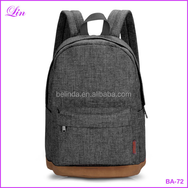 FREE shipping by DHL/FEDEX /SF Men Male Canvas Colleague School Student <strong>Backpack</strong>