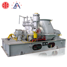 Shuguang new style product used in chemical industry 2500kw mini steam turbine selling