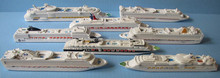 home decoration handicraft souvenir items action figure scale model cruise ship model ship