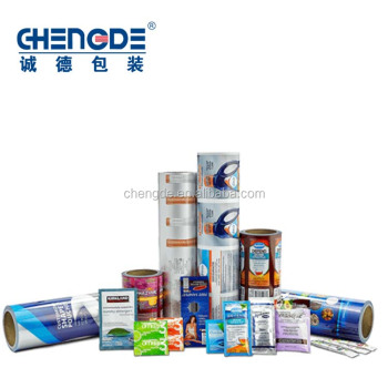 roll stock film for soap