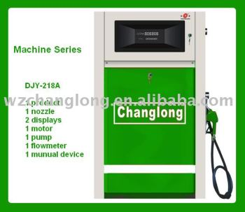 Fuel Dispenser of Machine Series ( 1 fuel nozzle )
