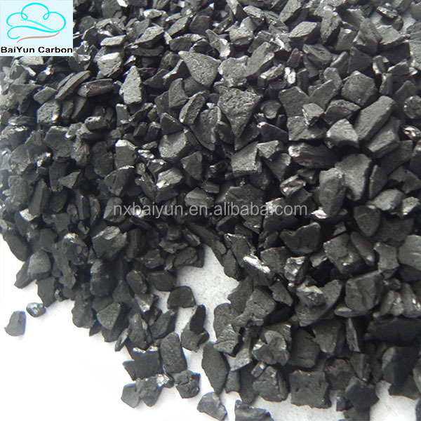 Factory supply competitive price granular coconut shell nut shell activated carbon coal based best activated carbon price
