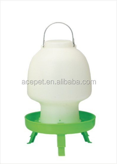 112A Drinker With Legs For Chicken 9L, chicken farm, chicken waterer feeder, chicken drinker