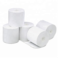 80*65mm high quality good condition packing thermal paper roll,Cash Register Paper Type