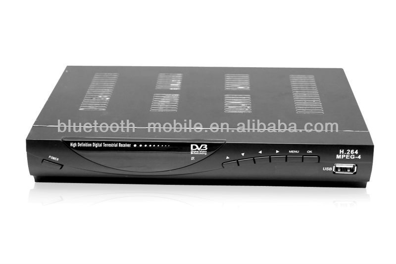High Quality & Definition HD PVR FTA HDTV Digital Satellite Receiver