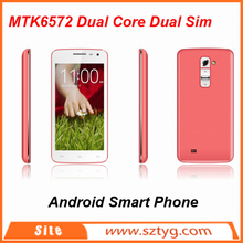 High end 3g android yxtel mobile phone with g-sensor built in