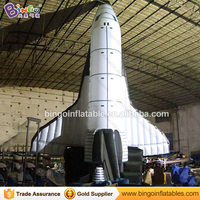 Giant Inflatable Space Shuttle / Inflatable Private Jet Aircraft for sale