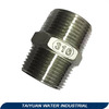 Weld hydraulic fittings male threaded nipple adapter