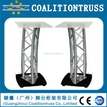 Aluminum 6082 truss lecterns truss podiums