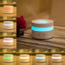 100ml USB Ultrasonic aroma Humidifier/Air Purifier/Electric aromatherapy diffuser with LED light/100ml essential oil diffuser