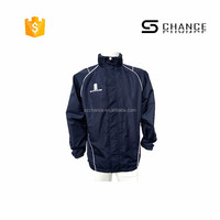 Different kinds of tracksuit track jacket material