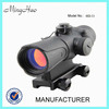 1X30 Tactical Metal Reticle Red Dot Sight Scope/Compact Airsoft Red Dot Scope for Rifle Scopes