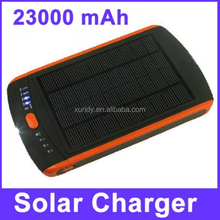 23000mAh 5V/9V/12V/16V Solar Power Bank for Laptop notebook power bank