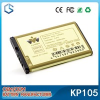 OEM High Quality long time Mobile Phone Battery For LG with 950mah