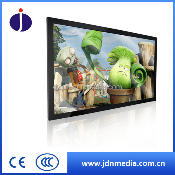 Factory price wall mount 47 inch LED wifi interactive network advertising android tablet pc