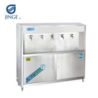 Commercial Stainless Steel Reverse Osmosis Hot Cold Alkaline Water Dispenser China