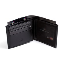 Bouletta BLWL013 Leather Wallet Black
