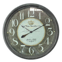 78x78x7cm taiwan movement wall clock for wall decoration