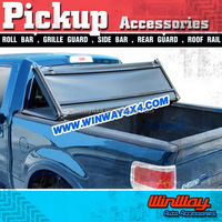 SOFT TRI FOLD TRUCK BOOT COVER FOR F150 5.5FT SHORT BED