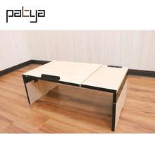 Patya Sectional furniture Alibaba Folding Bed With Study Table