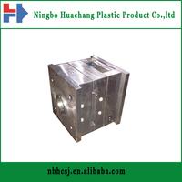 PP plastic shell mold of sounder,injection molding for plastic shell