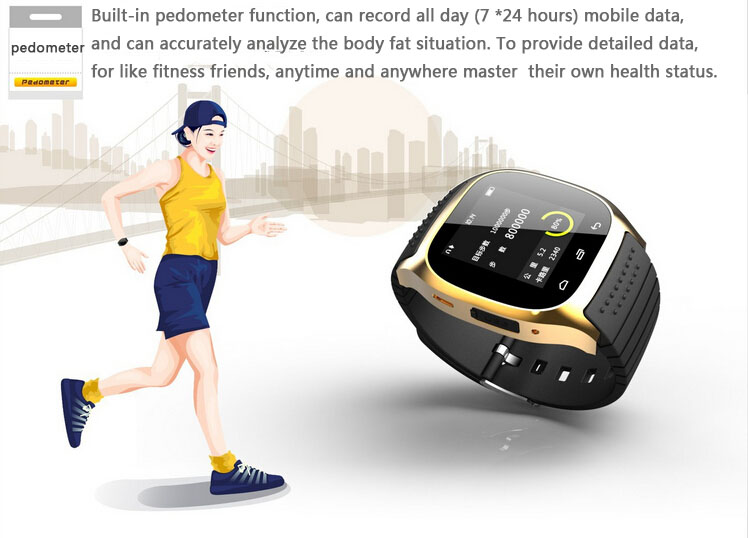 2018 hot sale factory wholesale cheap smart watch best selling m26 smart watch