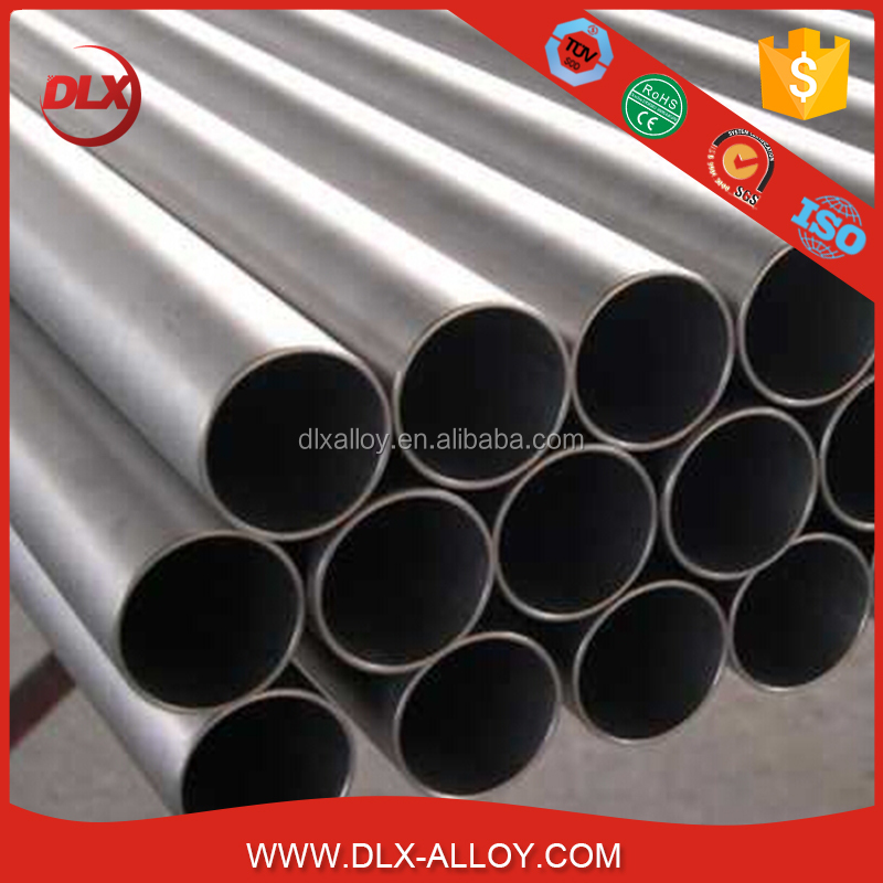 Good Quality Super Alloy Incoloy 800 Stainless Steel Welded Tube