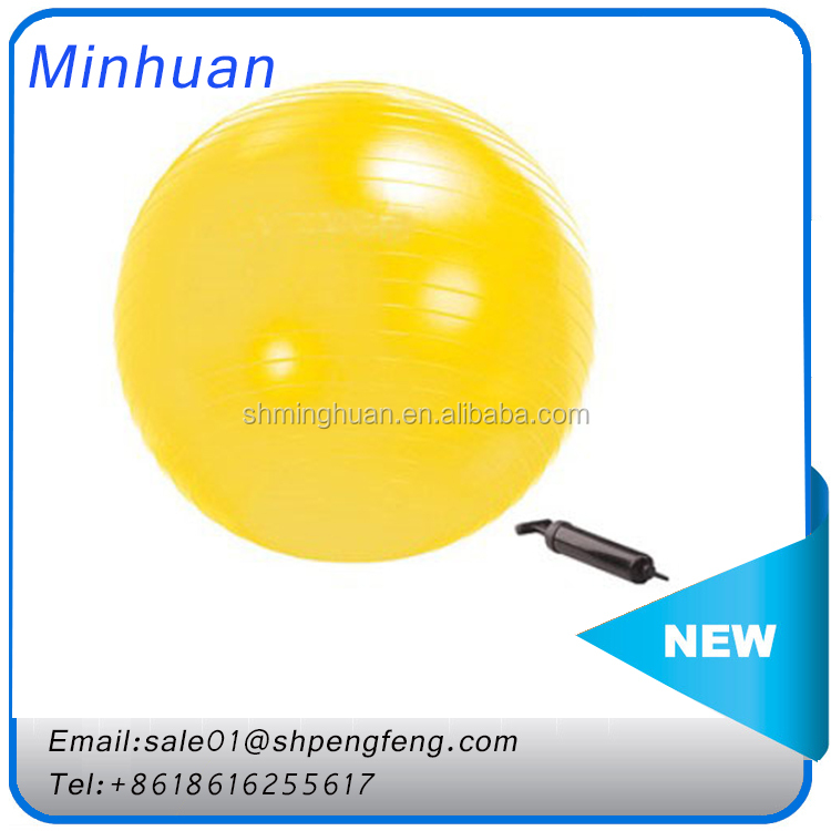 Promotional new coming 45cm yoga ball