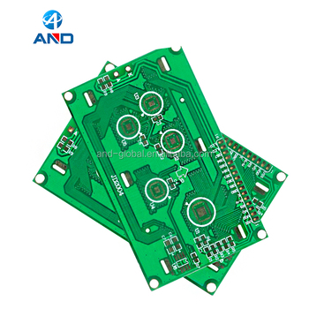 pcb for gas detector pcba assembly