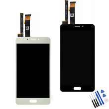 mobile phone display for Meizu Meilan E screen lcd display, for Meizu MX5 display touch digitizer