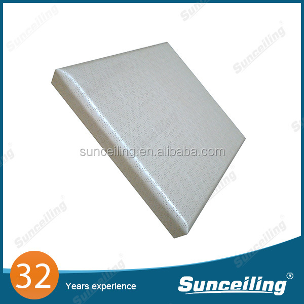 High Quality Fabric Covered acoustic panel for movie theater
