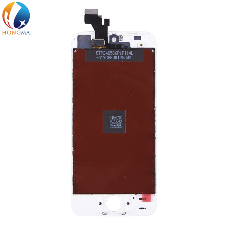 High copy mobile phone lcd cheap price for apple iphone 5 lcd touch screen