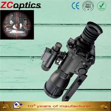 monocular thermal night vision hunting telescope rm350 military riflescope