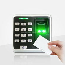 Standalone biometric security fingerprint door gate access control system with rfid 125Khz proximity card reader