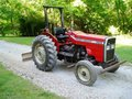 Massey Ferguson 360 with 1823 hrs