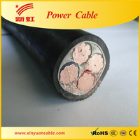 240mm 70mm2 2.5mm2 YJV type electrical power cable