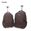 business man travel laptop multifunctional trolley backpack